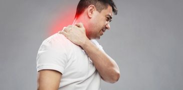 Neck and shoulder pain from sleeping wrong